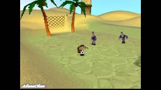Bugs Bunny & Taz: Time Busters (PS1) - Part [25/36] - Level 25 - The Soccer Game (PL)