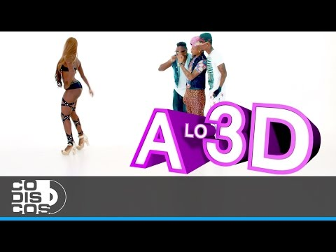 A Lo 3D, 3D Corazones - Vídeo Oficial