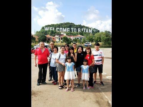 Khek Family Staycay 06 Oct - 08 Oct 2017 ( Singapore & Batam ) 郭家姐弟妹之旅