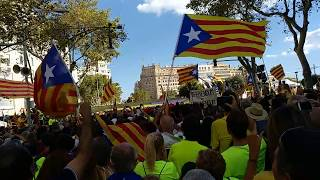 6. Diada 11 Setembre 2017 - Barcelona