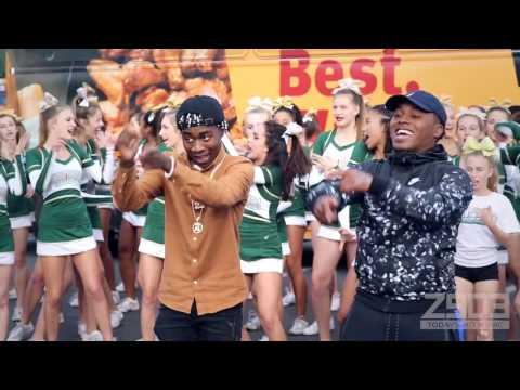 Zay & Zayion 'Juju on that Beat' Flashmob!