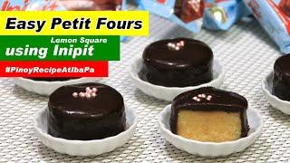 INIPIT Petit Four Recipe by Filipino Recipes Portal