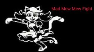 Novo! Mad Mew Mew luta! Roblox Undertale 3D Boss Battles.