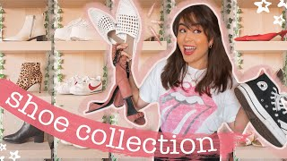 MY *HUGE* SHOE COLLECTION (low…