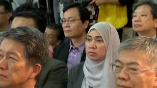 2018年5月26日行政院長賴清德出席「馬來西亞僑台商攬才博覽會」開幕典禮 thumbnail