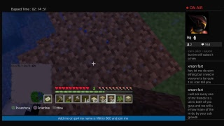 {Ps4} Minecraft let's play new world Ep 1
