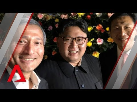 Trump-Kim summit: Kim Jong Un visits Gardens by the Bay, Marina Bay Sands