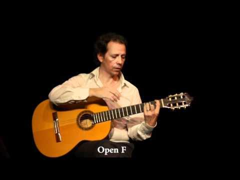 Spanish Guitar Flamenco  Malagueña Malaguena !!! Tutorial on chords by Yannick lebossé