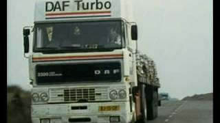 DAF 3300 vs Iveco 190-42 - Chase