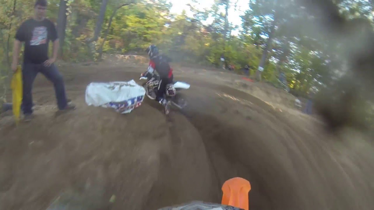 3bb797095 Bulldogs 10/11/15 - 250 A and B, KTM 250 SX GoPro - YouTube