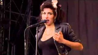Amy Winehouse - Rehab (Live T In The Park)