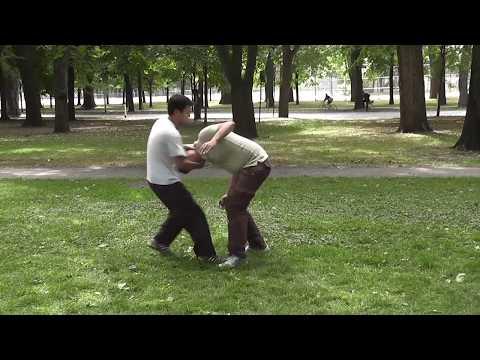 Krav Maga au Parc La Fontaine