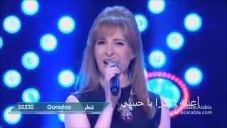 كنزة مرسلي تتألق و تبدع في أداء  أغاني ملهمتها  السيدة ''وردة الجزائرية'' في ستار أكاديمي روووعة