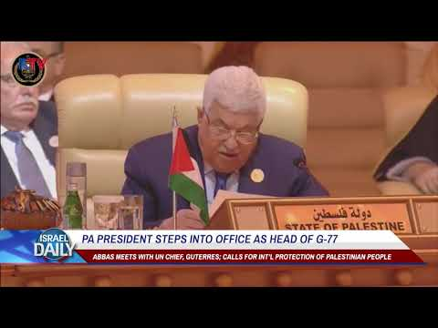 PA President steps into office as head of G-77