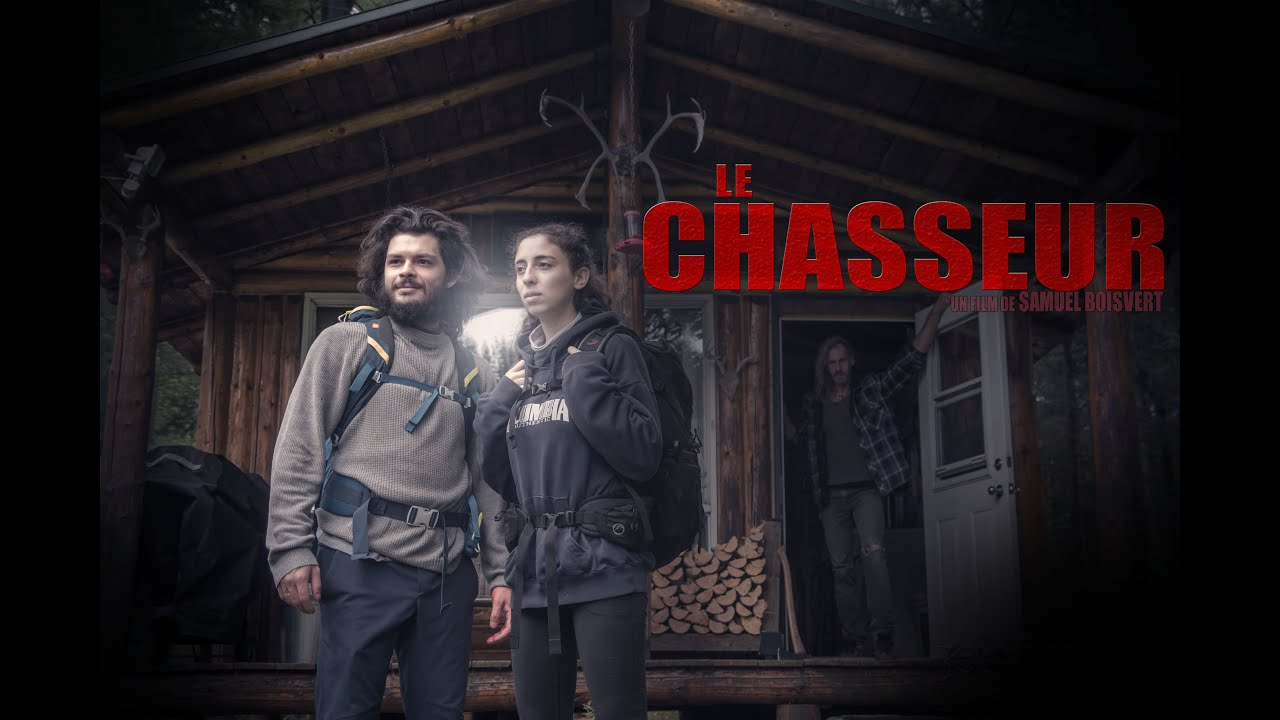 LE CHASSEUR (Short Slasher movie) | 2020 (4K)