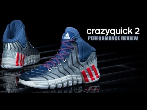 super popular 6357e fb819 adidas CrazyQuick 2 Performance Review