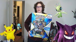 Opening the $100.00 Pokemon Mega Box