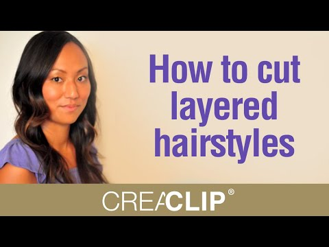 Cutting layers at home how to cut layered hairstyles youtube cutting layers at home how to cut layered hairstyles solutioingenieria Gallery