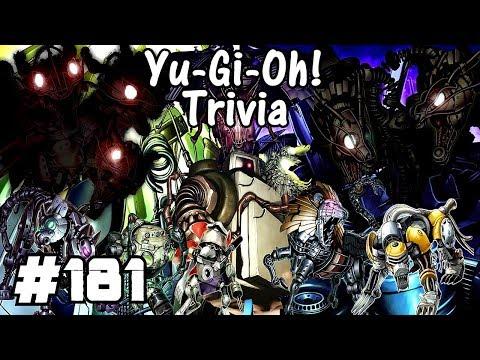 Yugioh Trivia: Scrap Archetype - Episode 181 (スクラップ)