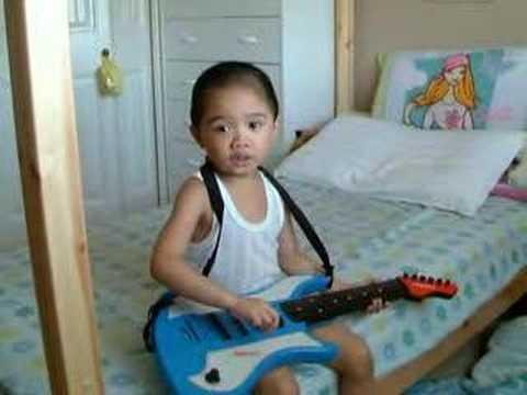 CJ singing