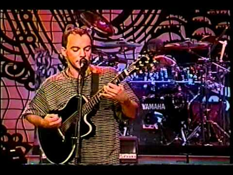 Dave Matthews Band - Ants Marching live on Leno 1995