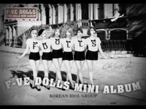 f-ve dolls soulmate #1 mp3