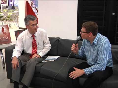 Prof. Osamu Yoshida talks about active peace research