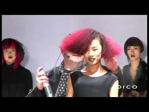 2012 Fusion Hair Show in Shanghai feat. Debut Hair Academy & Tim Hartley