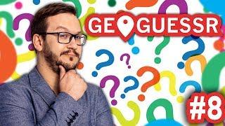 Geoguessr #8 - Test Inteligencji