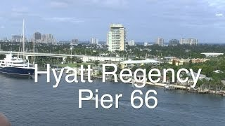 Hyatt Regency Pier 66 Fort Lauderdale - Review