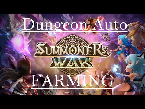 Automatically Farm Dungeons In SW (ANDROID)