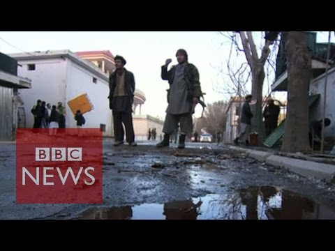 What will life be like in Afghanistan after Nato? - BBC News