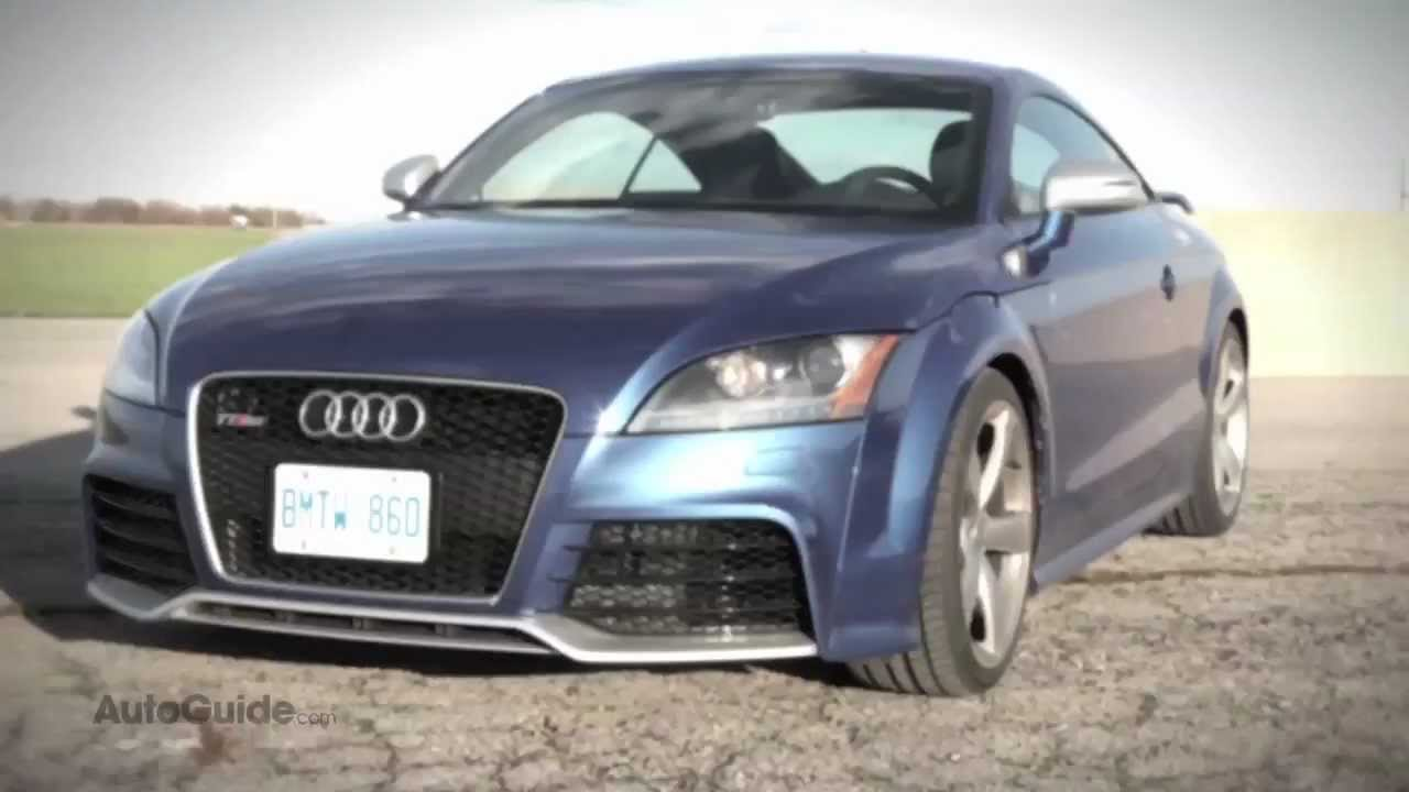 2012 audi tt rs review rough around the edges and demands to be treated that way youtube. Black Bedroom Furniture Sets. Home Design Ideas