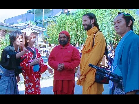 """Gayatrimantra  In The"""" Land Of The Rising Sun""""(Cultural Exchange Progm. In Japan.)"""