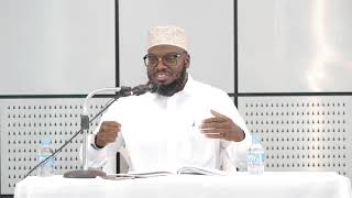 Lesson 8 | Seerah through the Tafseer of the Quran | Sh. Abu Hanifah (Ismail Rufai)