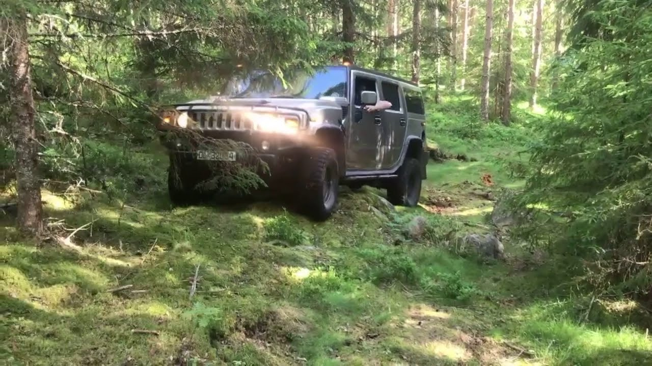 """Download """"the most embarrassing vehicle"""" Hummer h2 doing not impressive thing for the haters :)"""