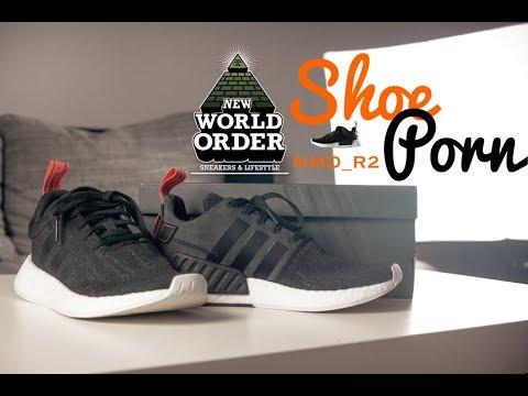 a794c14ef Adidas NMD R 2 Shoe Porn - YouTube
