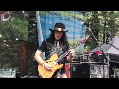 Anthony Gomes ~ Darkest Before The Dawn ~ Mammoth Bluesapalooza 8/5/17