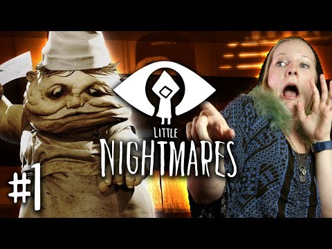 Little Nightmares #1 - Hunger or Constipation?