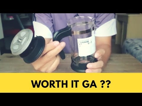 Ikea French Press Review | Coffee Plunger