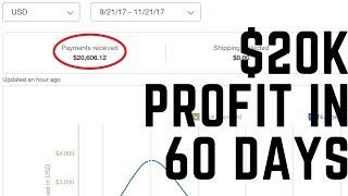 How I Made $20k Profit My First 60 Days Doing Affiliate Marketing - 3 Steps I Took