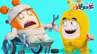Oddbods - FIX IT BUBBLES | NEW Episodes | Funny Cartoons For Children