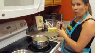 Creamy Polenta with Sauteed Mushrooms