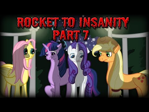 Rocket to Insanity: Part 07 (FULL CAST MLP COMIC DUB - GRIMD