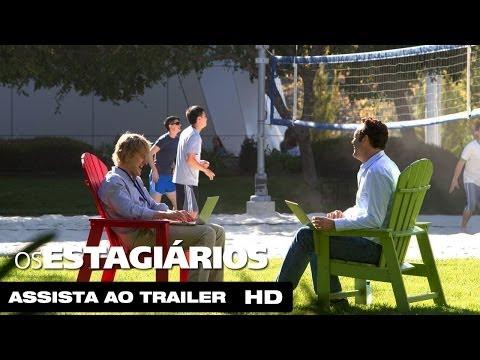 Trailer do filme Os Estagiários