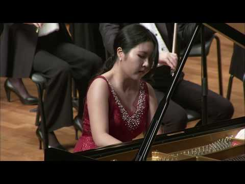 Rachmaninoff Piano Concerto No. 2 in C minor, Op. 18 - 1st. Mov. (Pf. Jiyeong Mun)