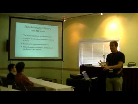 Blake Boles - HSC Teen Keynote 2013 - How Homeschoolers and Unschoolers Can Face the Future