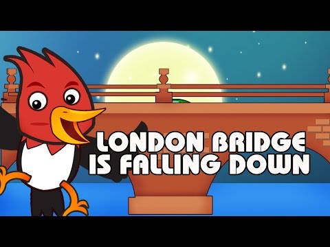 London Bridge Is Falling Down Vocal   Music For Kids