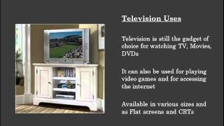Home Entertainment Furniture: Tv Stands And Entertainment Wall Units