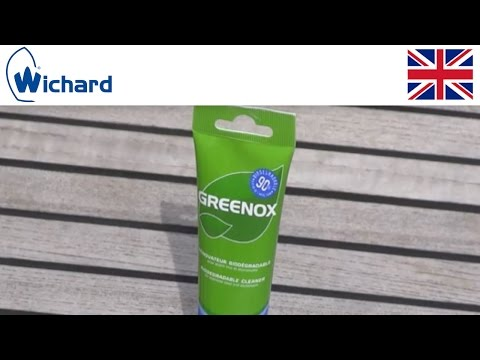Greenox - biodegradable cleaner for marine hardward